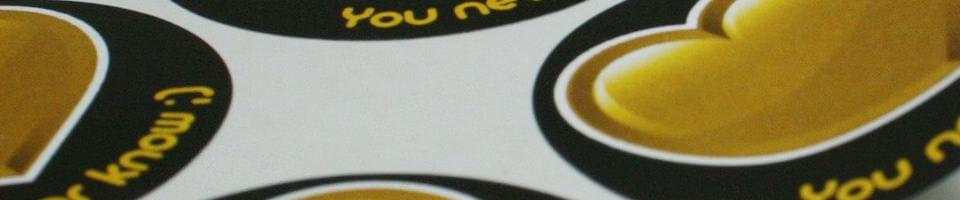 Self Adhesive Labels Birmingham